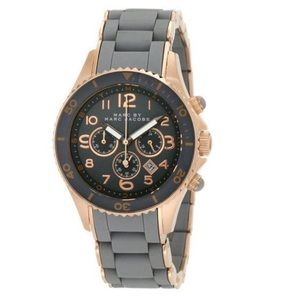 Marc Jacobs Stainless Steel Watch 40mm